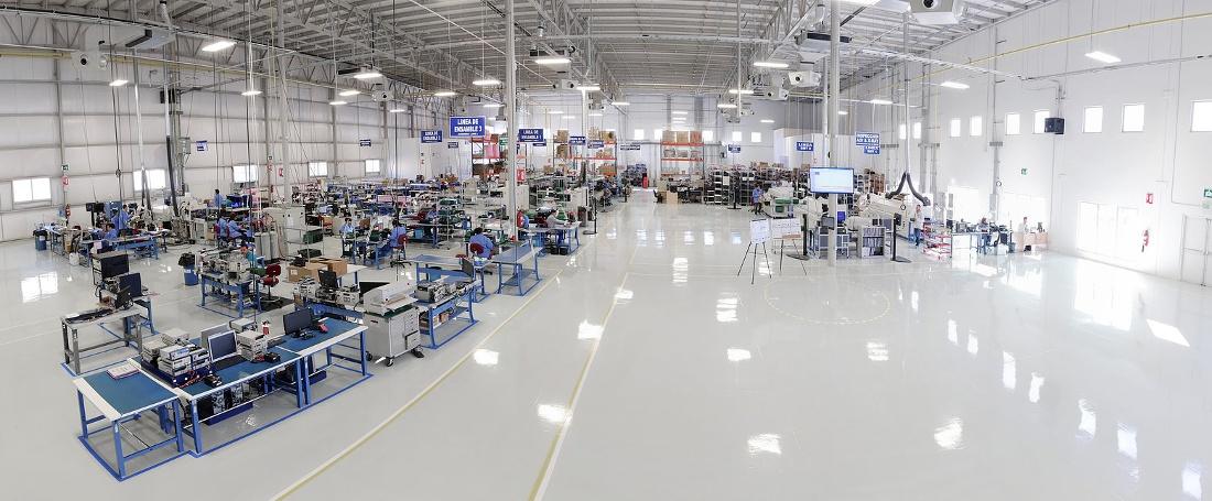 Electronic Assembly Companies : Tecate facility broadens employee training capabilties